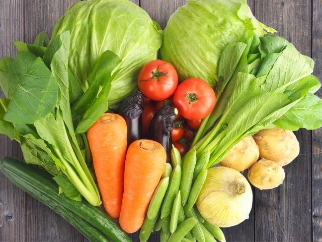腸内環境・有機野菜の大切さ7