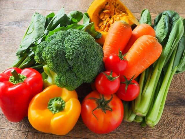 腸内環境・有機野菜の大切さ6