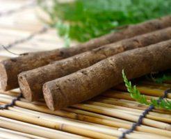 【有機野菜】ごぼうの栄養・健康効果4