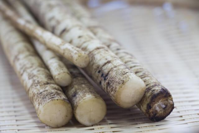【有機野菜】ごぼうの栄養・健康効果8