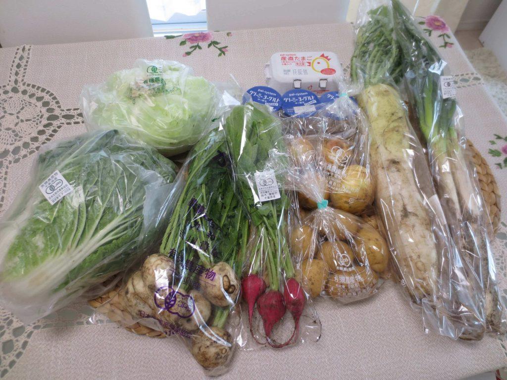 共働きにおすすめの有機野菜宅配の比較ランキング37