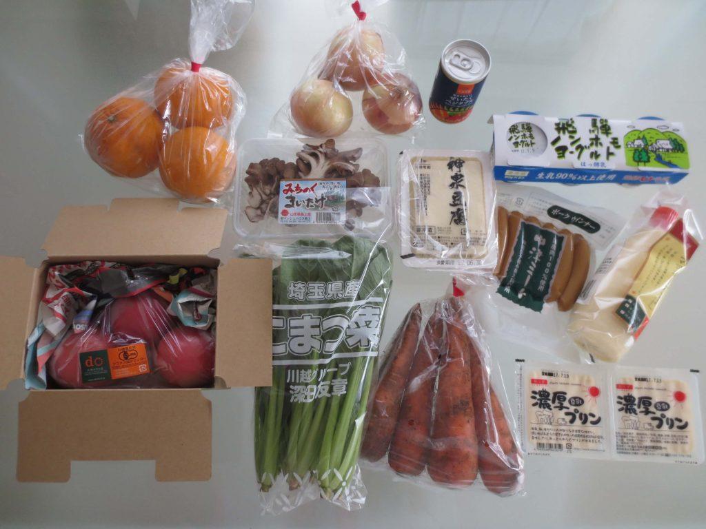 共働きにおすすめの有機野菜宅配の比較ランキング67