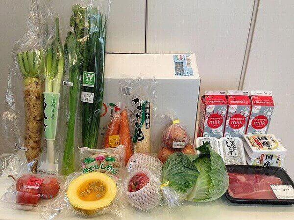 野菜宅配比較ランキング・オイシックス・おいしいものセレクトコース口コミ