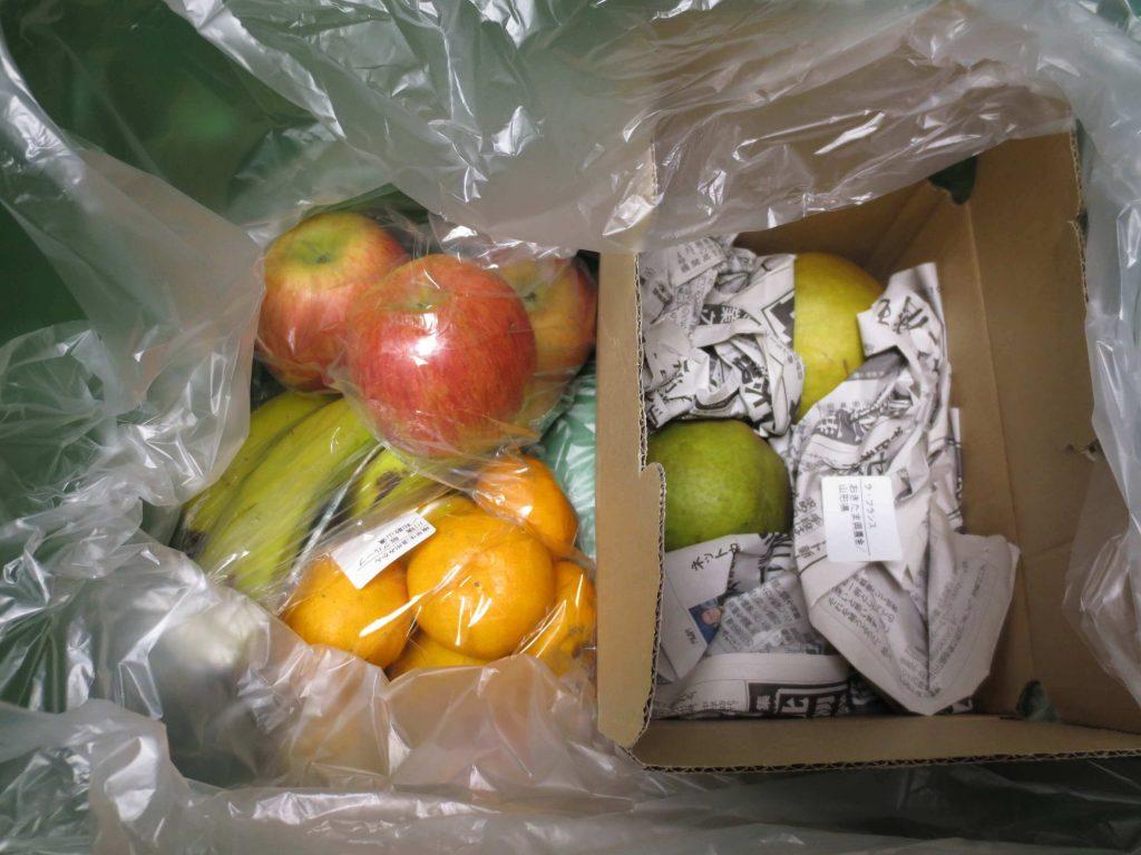 野菜宅配比較ランキング・大地を守る会の定期便「スムージーセット」