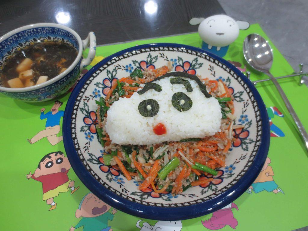オイシックス・ミールキット・子供・しんちゃん39