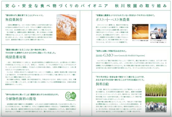 秋川牧園の講演会・安全な無農薬野菜・鶏肉・加工品が美味しい14