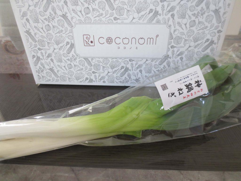 有機野菜・無農薬野菜宅配のココノミの定期便の口コミ51