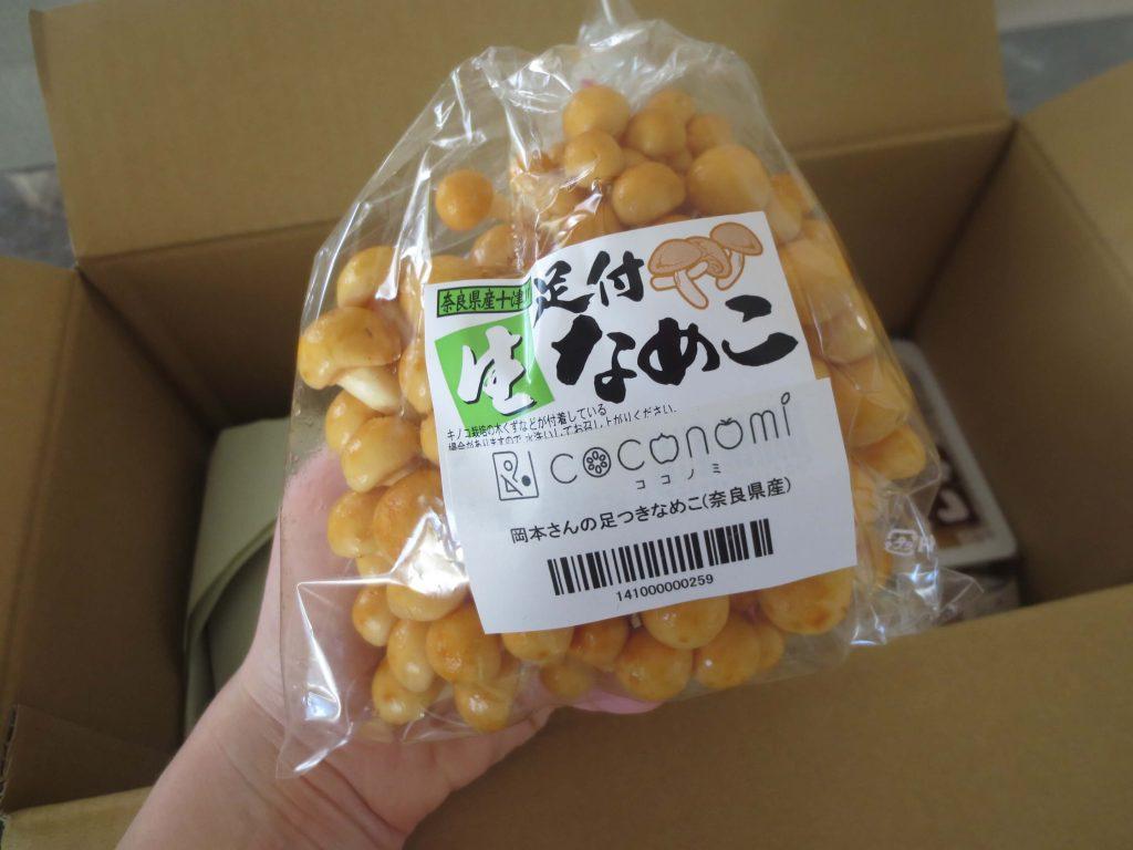有機野菜・無農薬野菜宅配のココノミの定期便の口コミ68