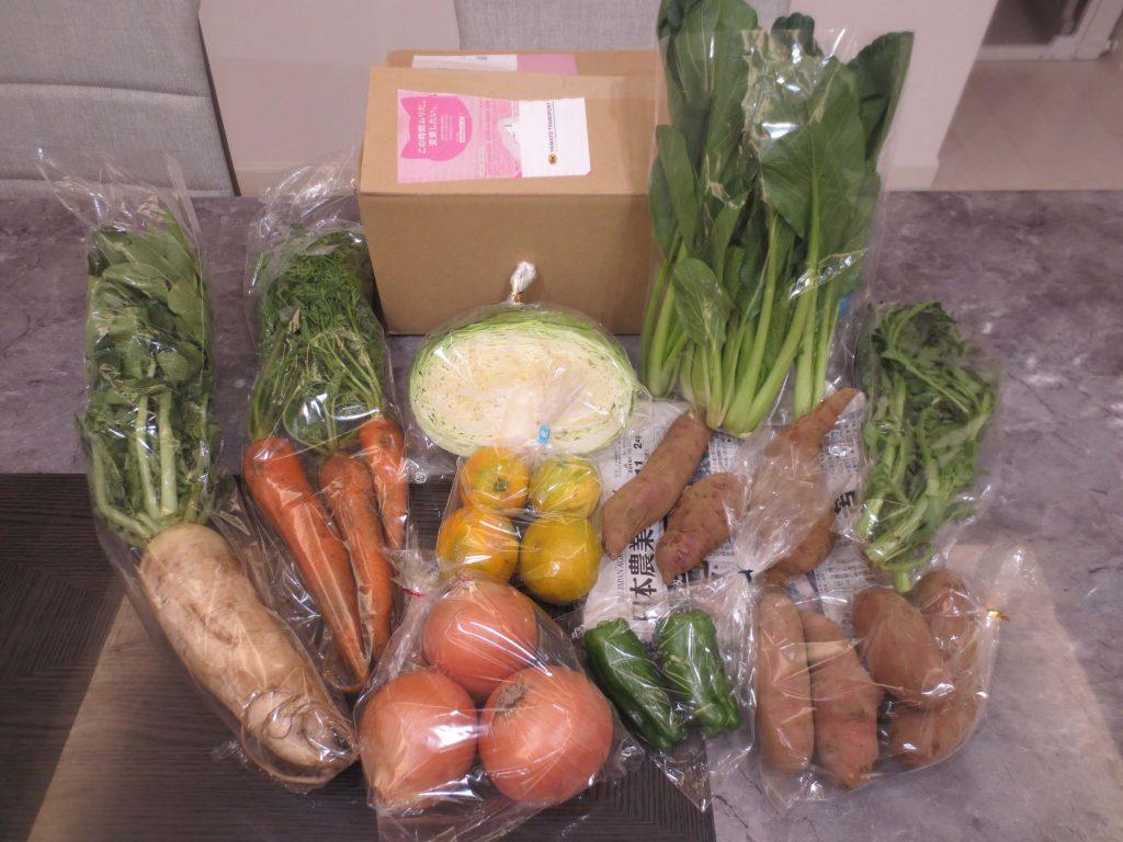 綾善(あやぜん)の無農薬野菜宅配の口コミと評判32