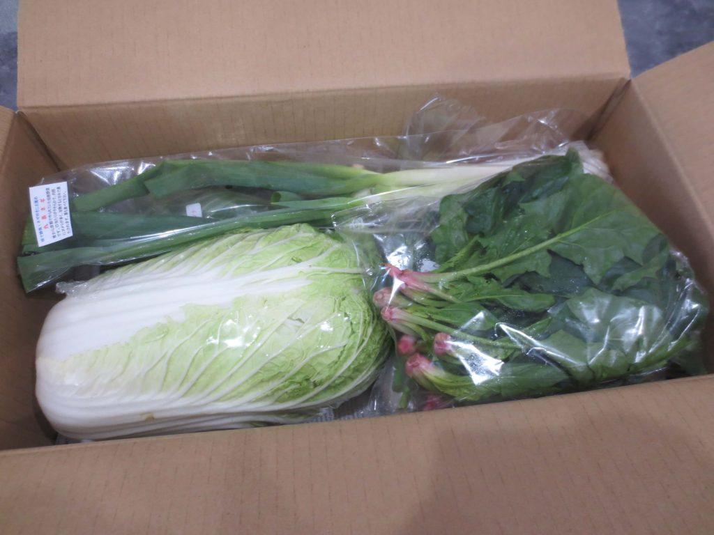 静岡県掛川市の有機野菜宅配しあわせ野菜畑の口コミ4