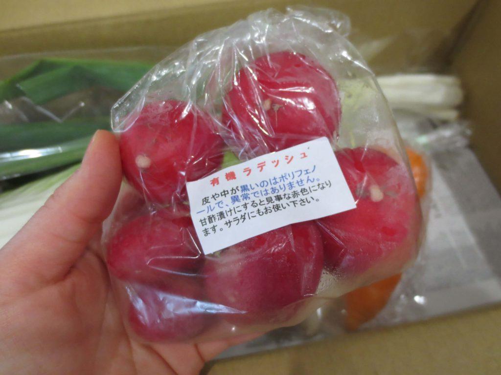 静岡県掛川市の有機野菜宅配しあわせ野菜畑の口コミ9
