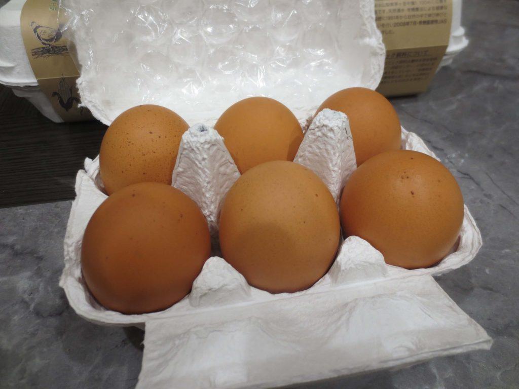 黒富士農場の平飼い卵リアルオーガニック卵の口コミ・評判36