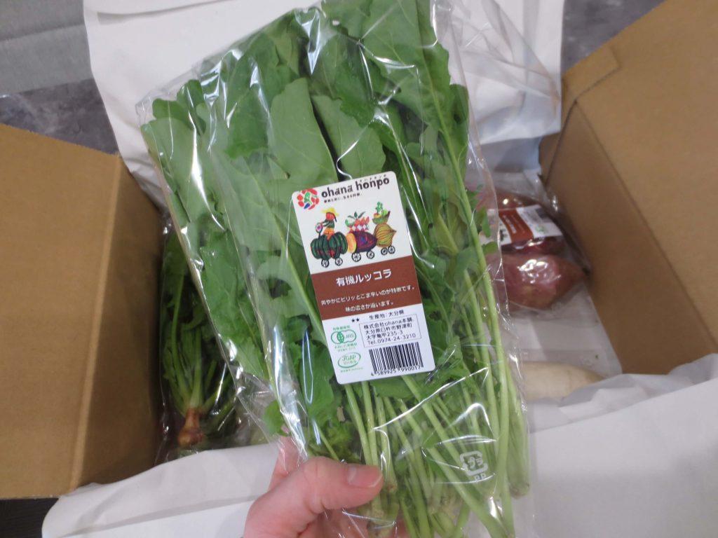 大分県の野菜宅配「ohana本舗」の有機野菜セットの口コミ・評判33