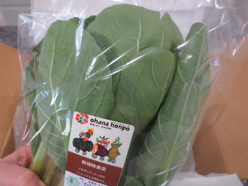 大分県の野菜宅配「ohana本舗」の有機野菜セットの口コミ・評判40