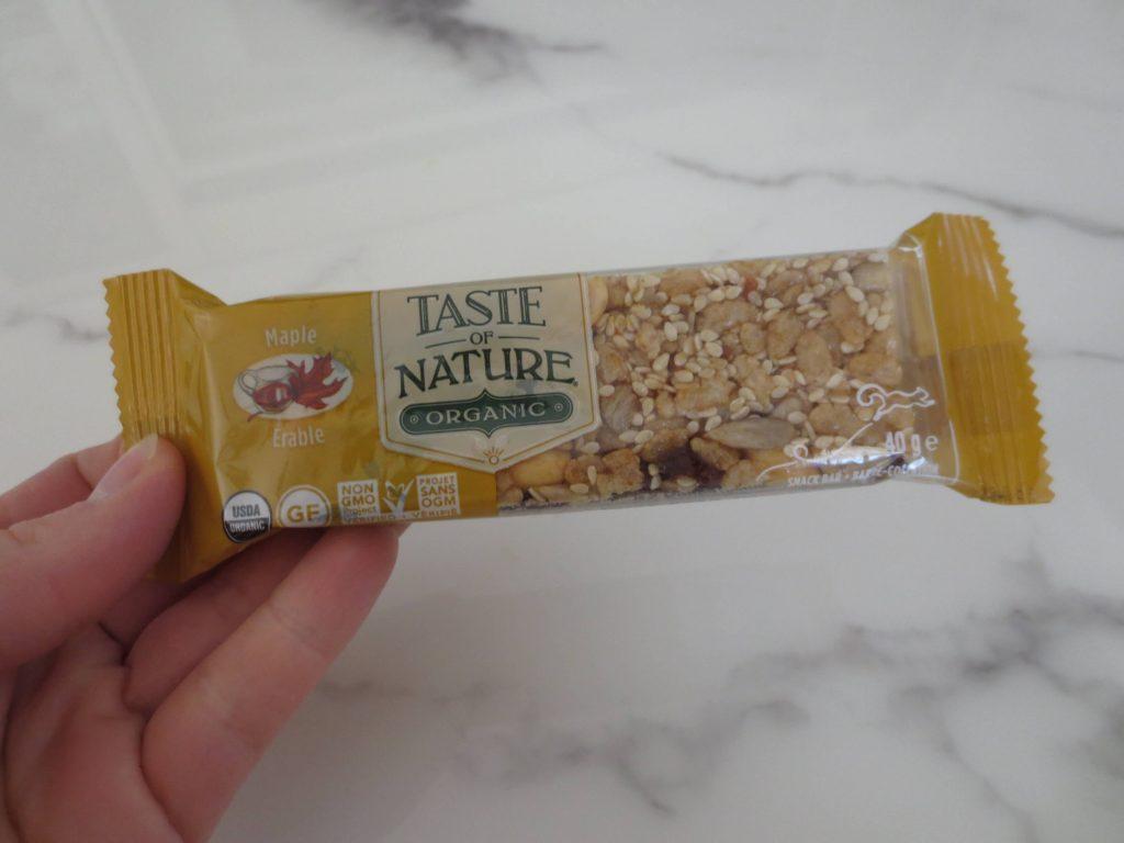 """ムソーオーガニック""""Taste of Nature""""有機フルーツナッツバーの口コミ体験談23"""