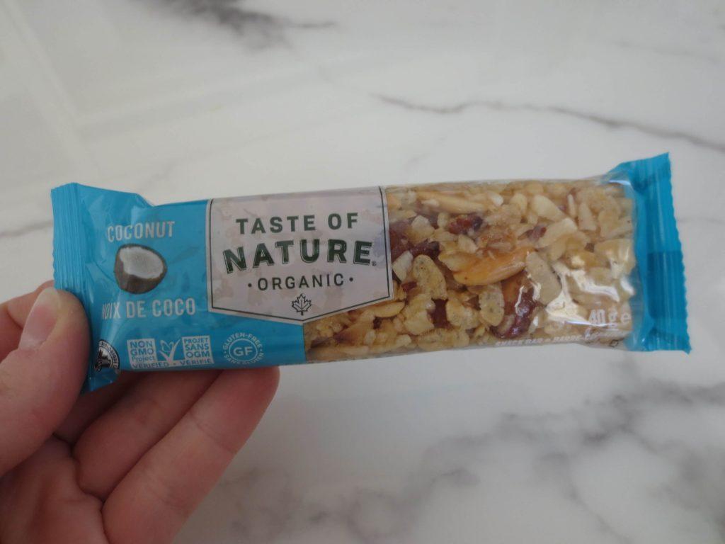 """ムソーオーガニック""""Taste of Nature""""有機フルーツナッツバーの口コミ体験談27"""