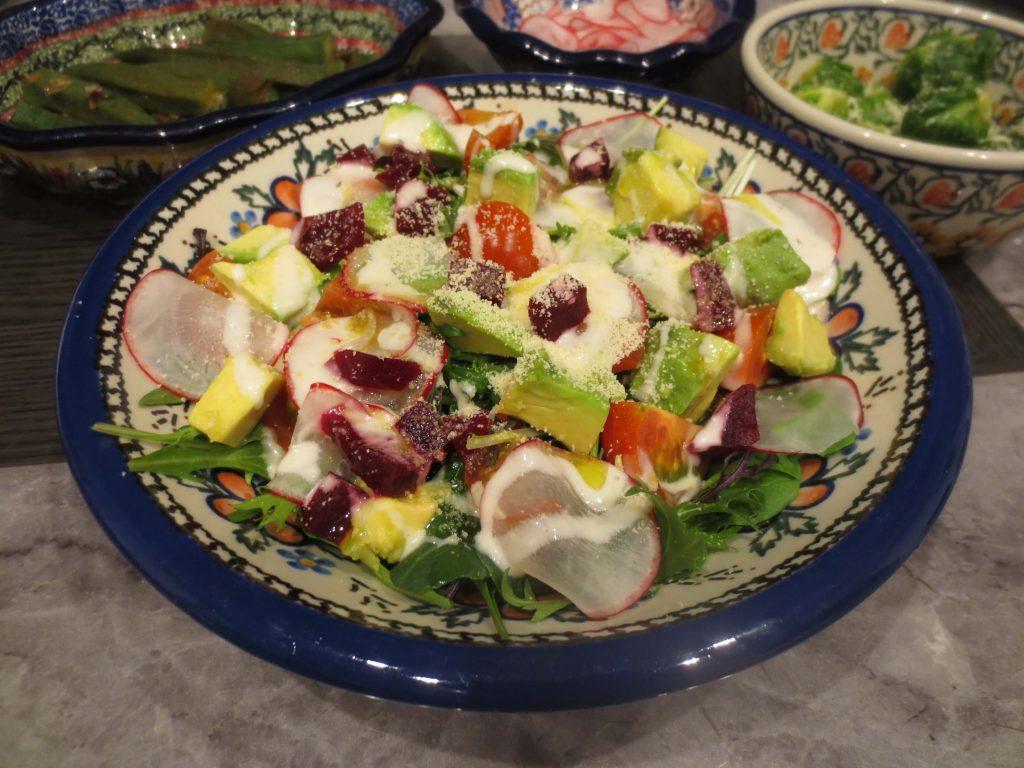 大分臼杵市の無農薬野菜ohana本舗の野菜セット15
