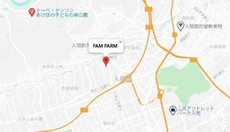FAM FARM 埼玉入間市の無農薬野菜宅配の口コミと評判5