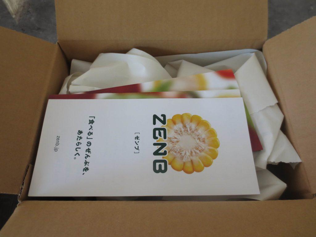 zenb(ゼンブ)スティック・バイツ・ペーストの口コミ・価格・栄養価2