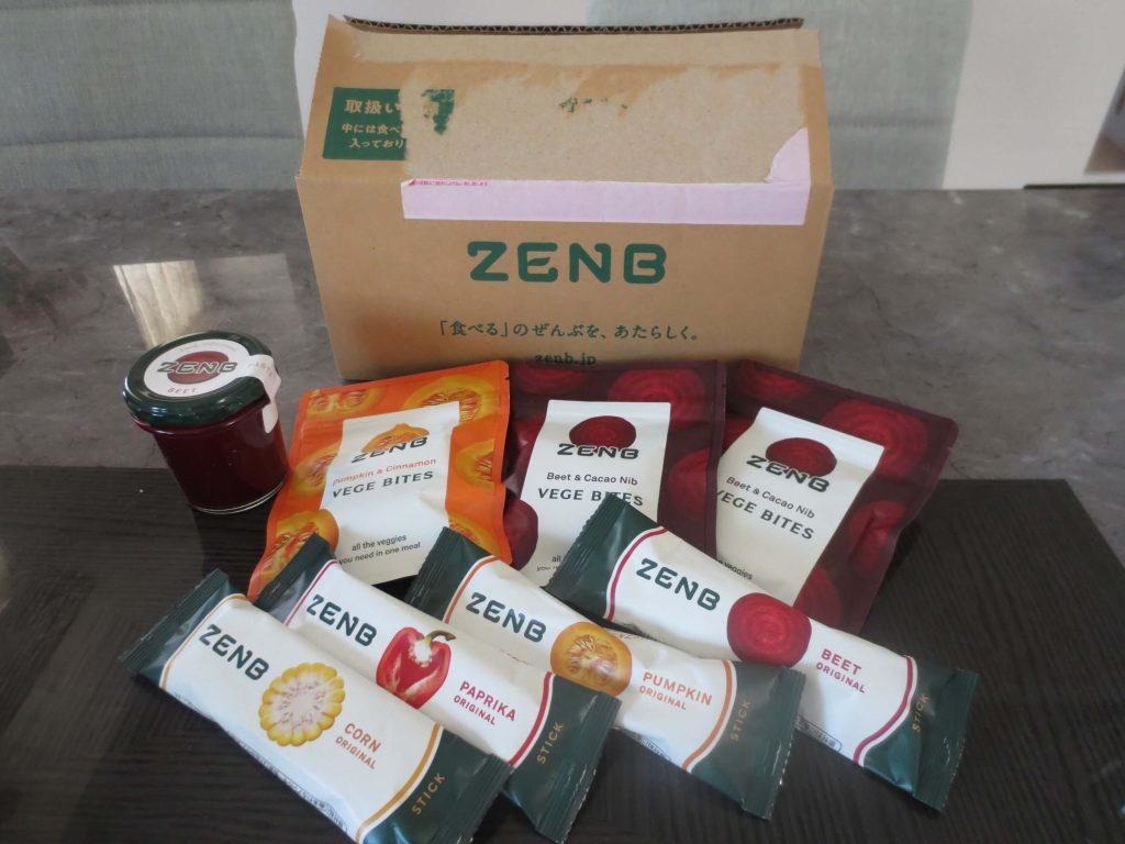 zenb(ゼンブ)スティック・バイツ・ペーストの口コミ・価格・栄養価12