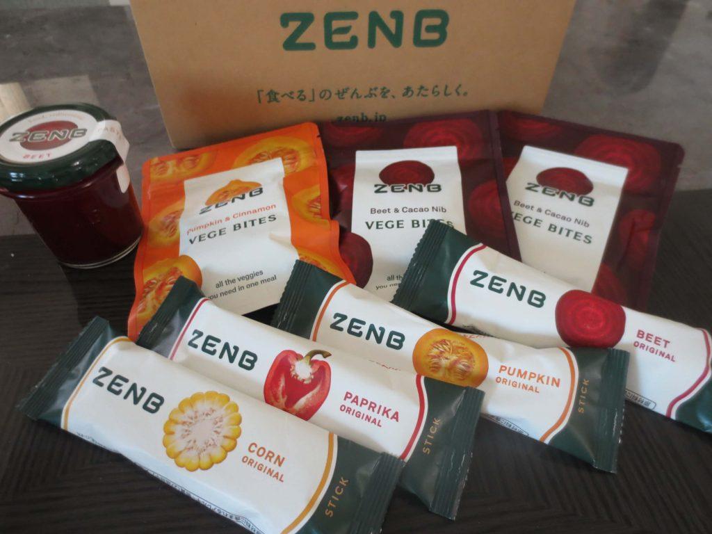 zenb(ゼンブ)スティック・バイツ・ペーストの口コミ・価格・栄養価13