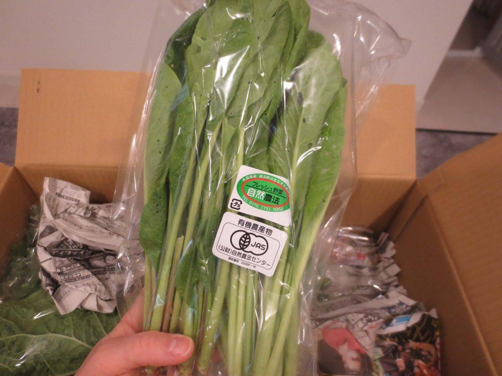 無農薬野菜と有機食材通販ふるさと21の評判と口コミ22