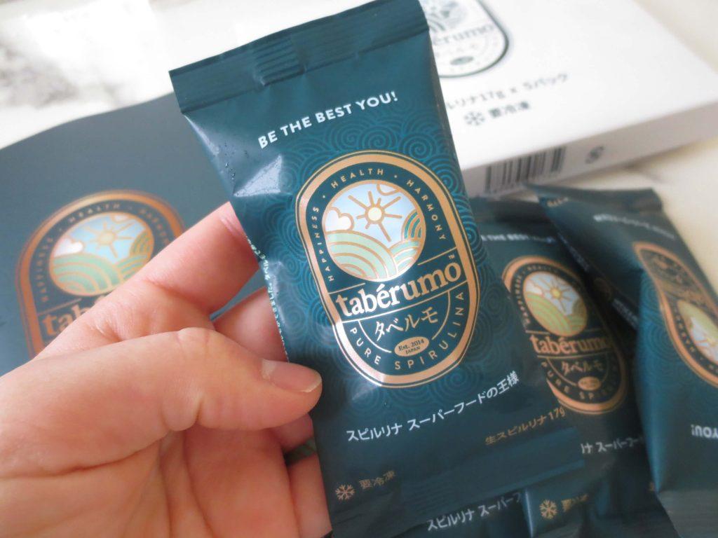 タベルモの生スピルリナの評判・口コミ・効果・味・栄養素・価格26