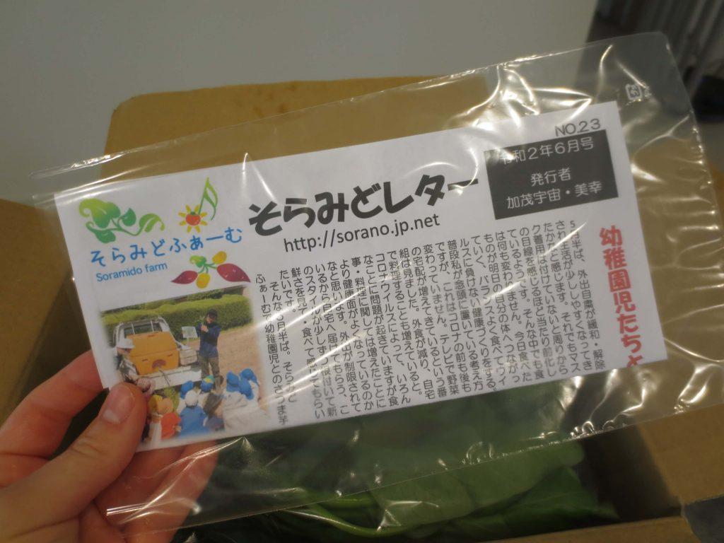 【評判と口コミ】野菜宅配・直送のOWL(アウル)19