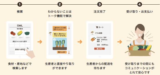 【評判と口コミ】野菜宅配・直送のOWL(アウル)7