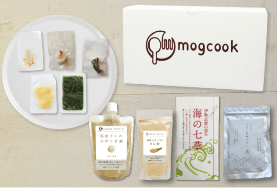 mogcookの魚の離乳食宅配の口コミ9