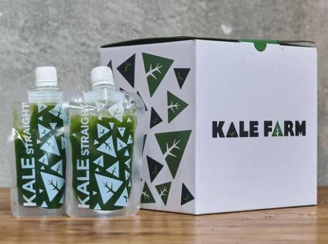 KALE FARM(ケールファーム)のコールドプレスジュース通販でダイエット3