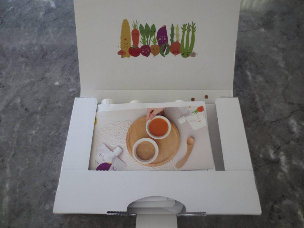 カインデストのベビーフード・離乳食の口コミと評判27