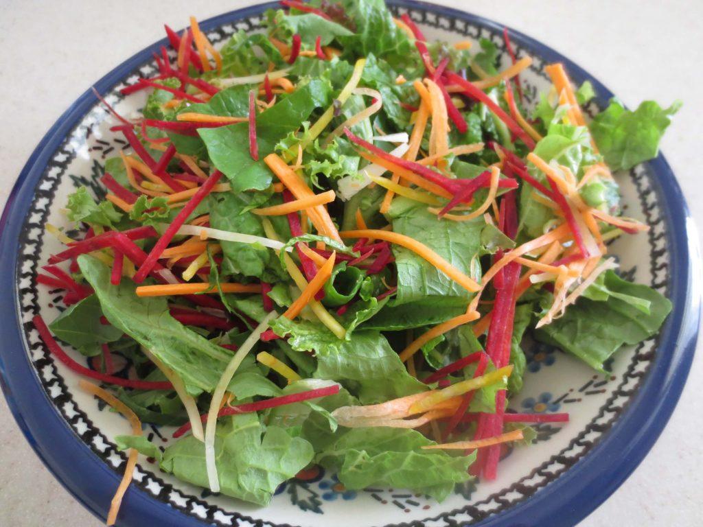 楽天ファームの有機野菜セットとサラダ定期便をお試し78