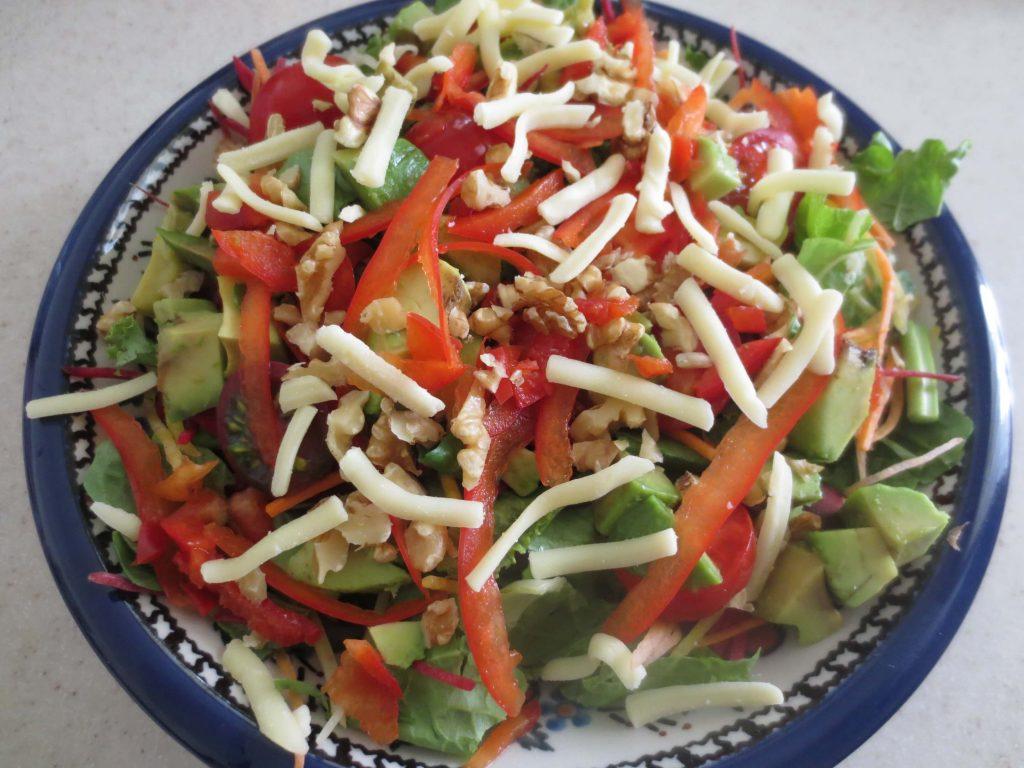 楽天ファームの有機野菜セットとサラダ定期便をお試し79
