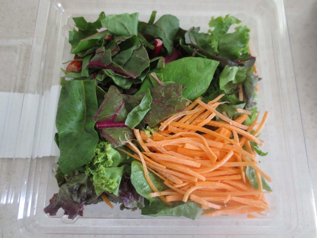 楽天ファームの有機野菜セットとサラダ定期便をお試し82