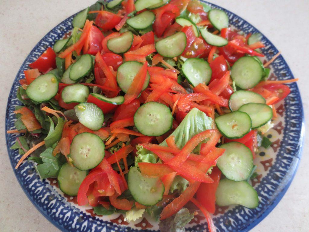 楽天ファームの有機野菜セットとサラダ定期便をお試し84