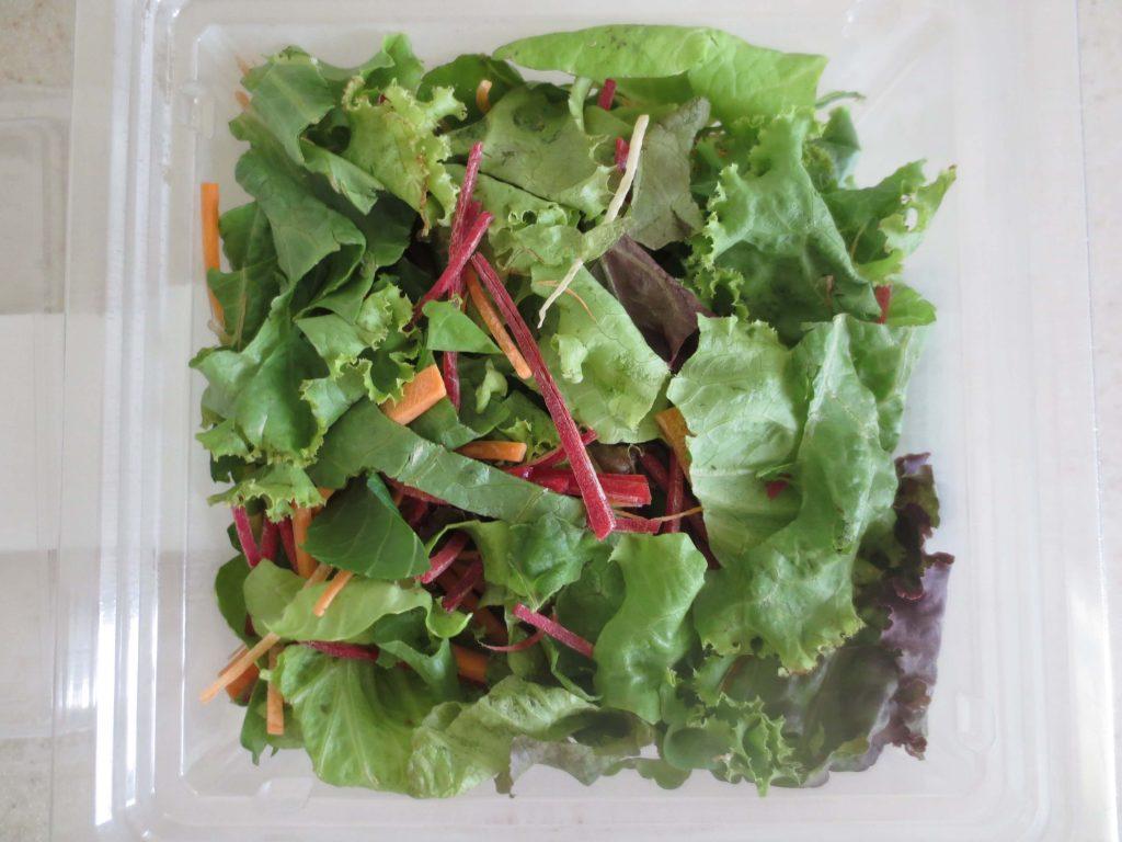 楽天ファームの有機野菜セットとサラダ定期便をお試し92