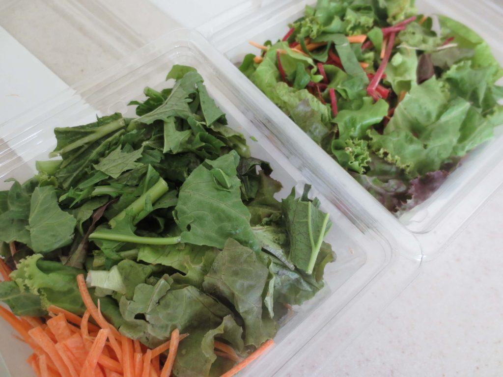 楽天ファームの有機野菜セットとサラダ定期便をお試し93