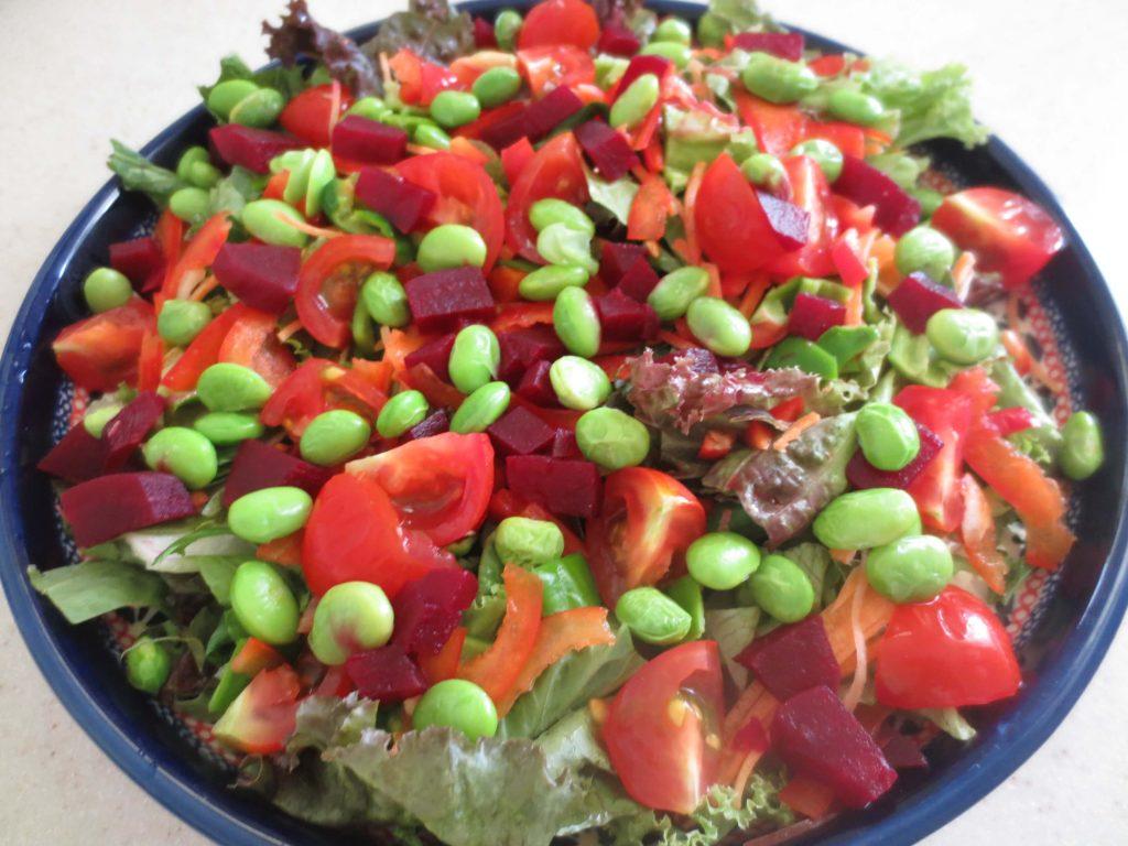 楽天ファームの有機野菜セットとサラダ定期便をお試し95