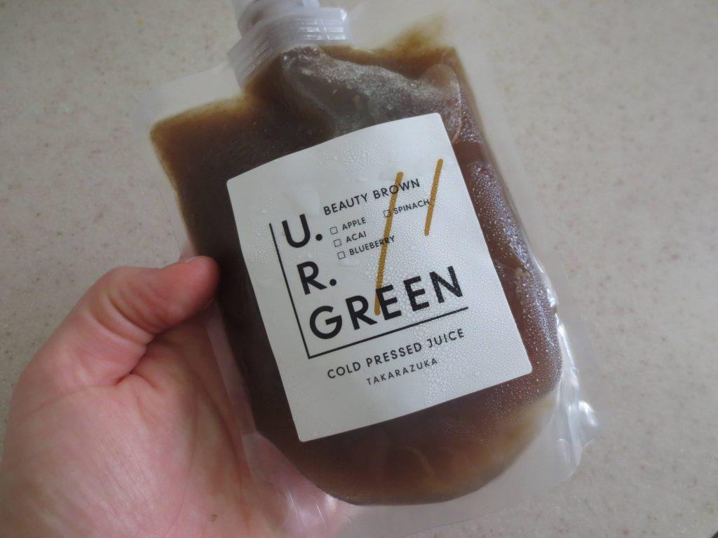 おすすめのコールドプレスジュース「U.R.GREEN」の感想27