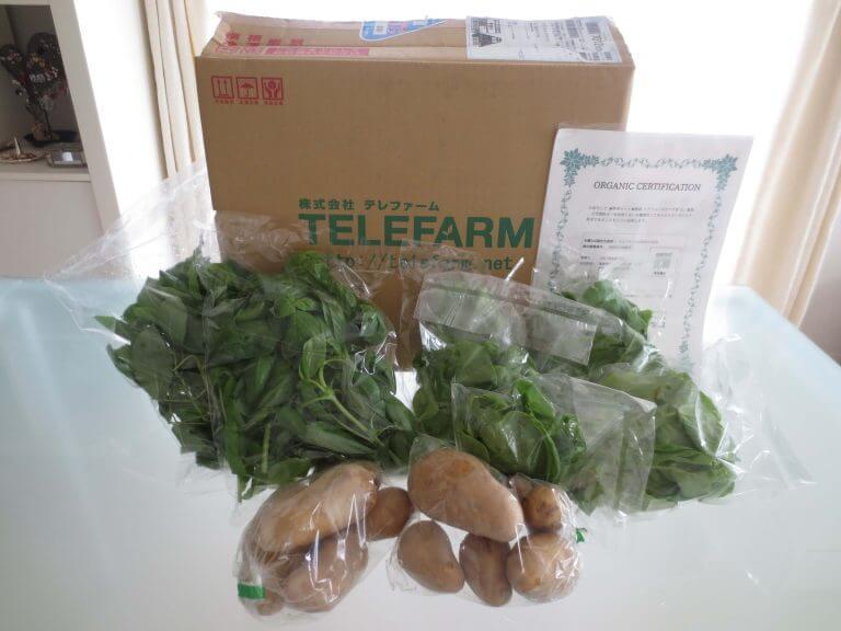 楽天ファームの有機野菜セットとサラダ定期便をお試し54