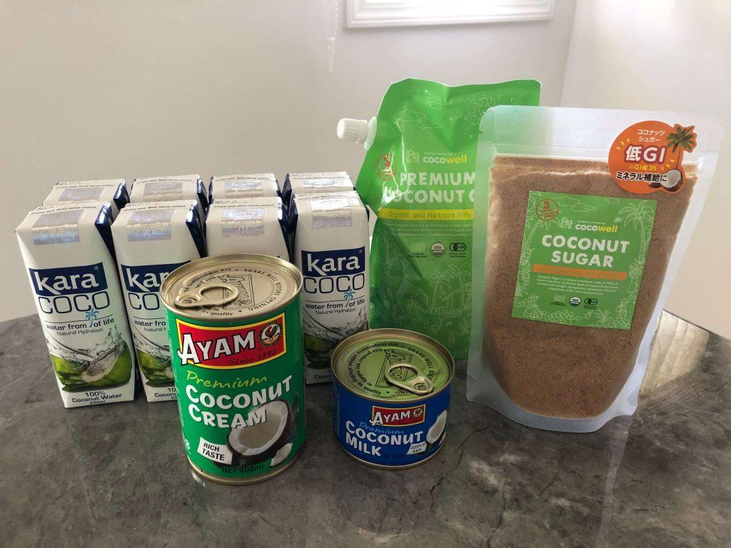 ココナッツの栄養価とダイエット効果1