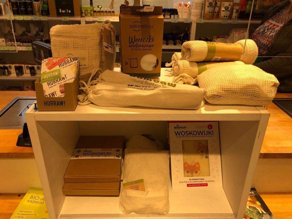 再利用・リサイクル可な食品ラップ「Woskowijki」(ヴォスコヴィイキ)18
