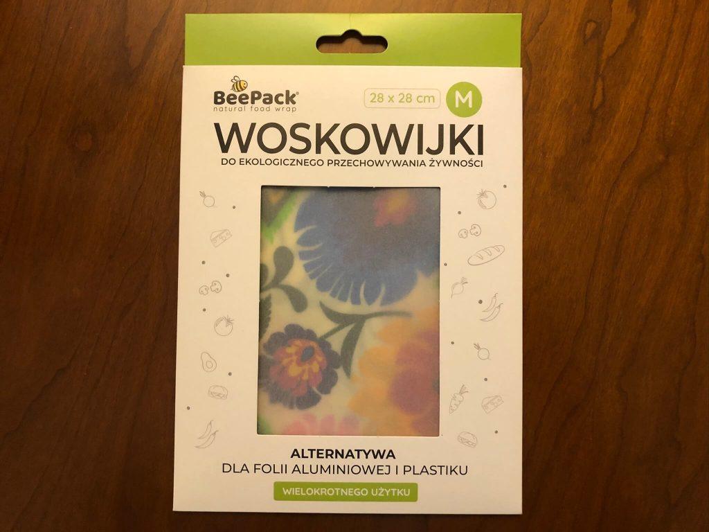 再利用・リサイクル可な食品ラップ「Woskowijki」(ヴォスコヴィイキ)26
