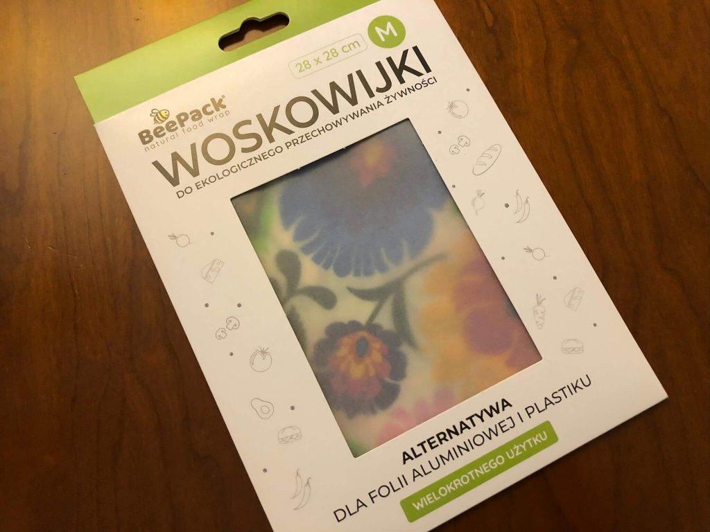 再利用・リサイクル可な食品ラップ「Woskowijki」(ヴォスコヴィイキ)21