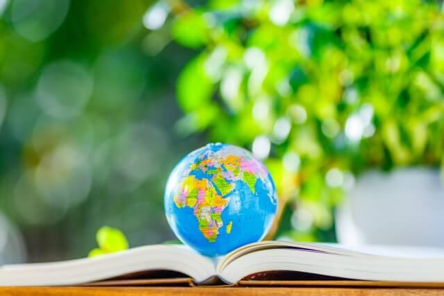 地球環境保全のために私たちにできるコト2