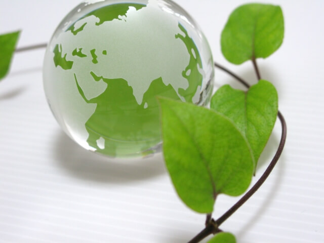 地球環境保全のために私たちにできるコト1