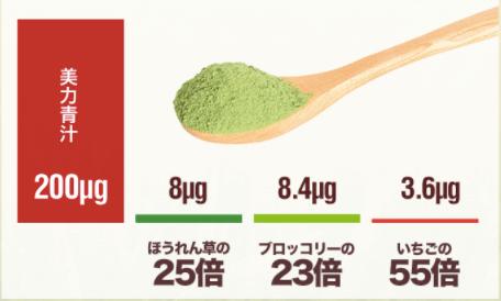 【妊婦とママ】高橋ミカさんプロデュース「美力青汁」4