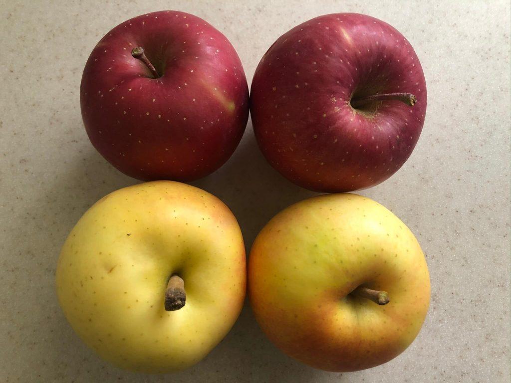 りんごの栄養価・効果・おすすめレシピ3