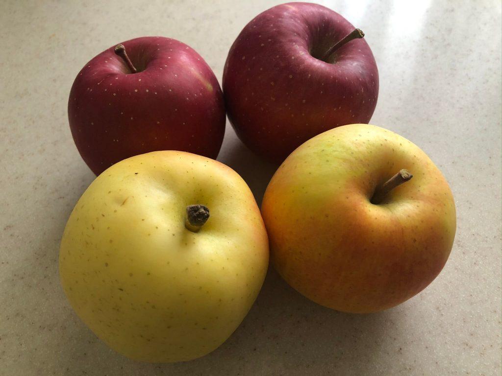 りんごの栄養価・効果・おすすめレシピ4